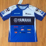 yamaha t-shirt S Yamaha Youth Racing GYTR Moto GP Monza Rally T-shirt