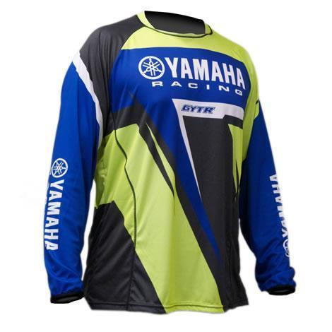 Yamaha Youth MX Duns Jersey Official 2018