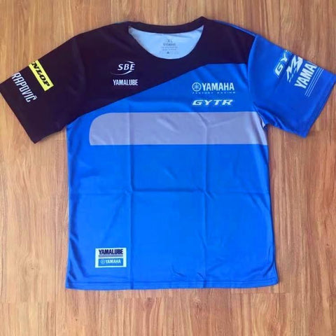Yamaha Youth Racing GYTR MotoGP Yamalube T-Shirt