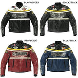 Yellow corn Jackets Yellow Corn BB-5304 Motorcycle Windproof PU Leather JACKET