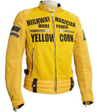 Yellow corn Jackets YELLOW / XL Yellow Corn YB-3109 Mesh Jacket