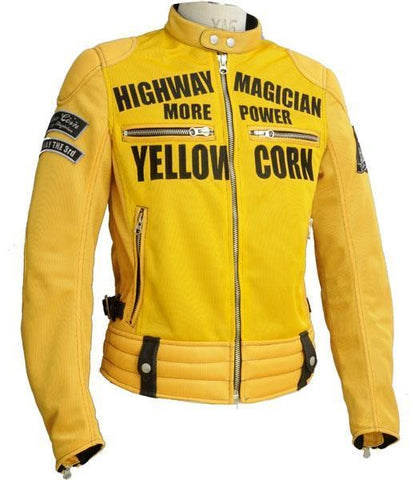 Yellow Corn YB-3109 Mesh Jacket