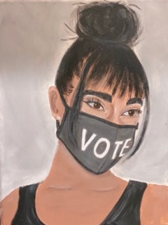 VOTE by Adia Brown Sears