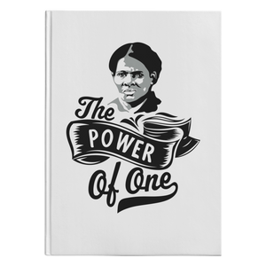 Harriet Tubman The Power Of One journal