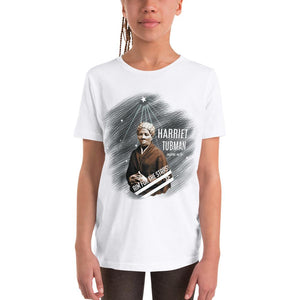 Harriet Tubman Aim for the Stars Youth T-shirt