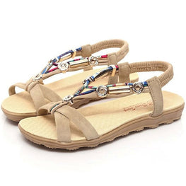 Fashion Roman Sandals Ladies Flip Flops