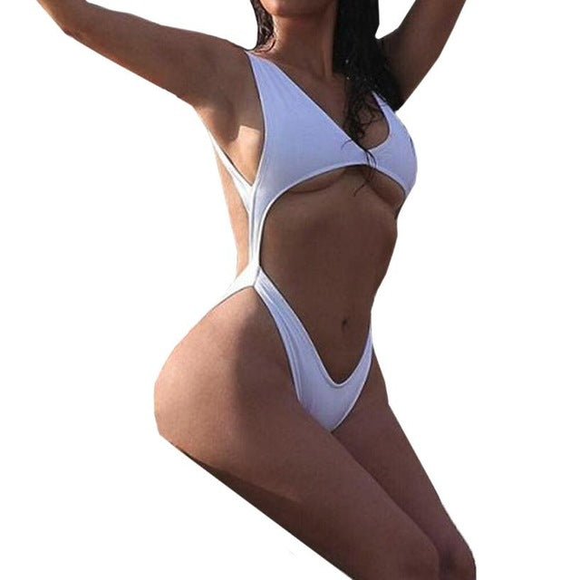 Sexy String Bikini Strips Bandage Swimsuit