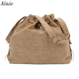 Women Messenger bags Fashion Casual Tassel