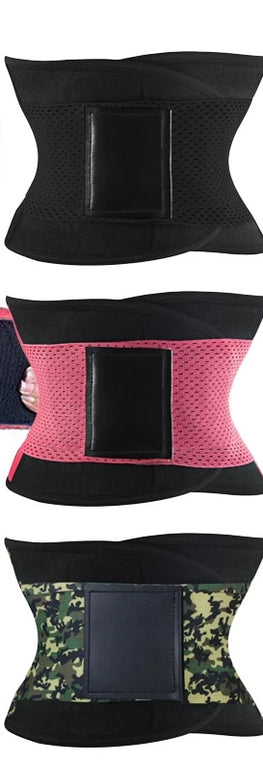 Women Body Shaper Slimming Belt Girdles