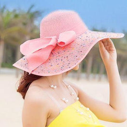 Large Brim Floppy Beach Women Hat