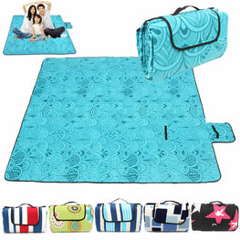 Waterproof Folding Picnic Outdoor Beach Mat