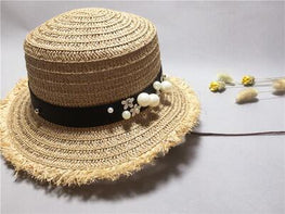 Breathable Flower Sun Hat