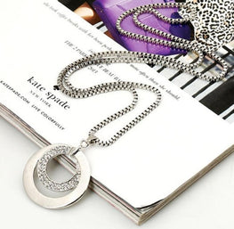 HOT Long Chain Women Necklace