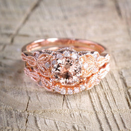 Rose Gold Filled Alloy Ring