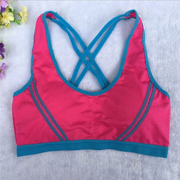 Hot sale sports tops  yoga bra