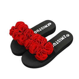 Women Flower Summer Sandals