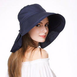 Women Summer Beach Sun Hats