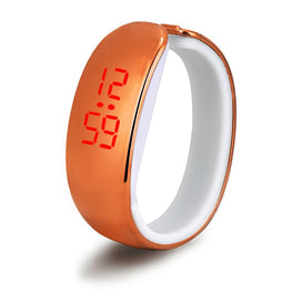 Women LED Digital Wristband Display Watches