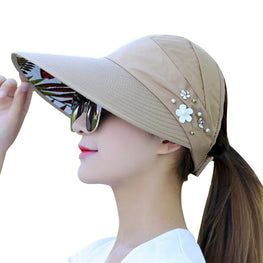 Summer Beach Women Sun Hats