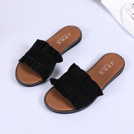 Shoes Woman Slippers Fashion Indoor