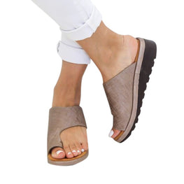slippers summer beach sandals Fashion Wedges