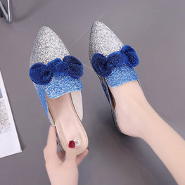 Summer Slipper Flat Single Shoes