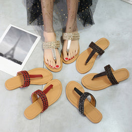 Summer Slippers Platform Flip Flops Sandals