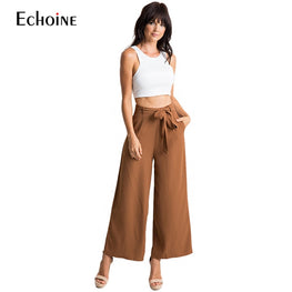 Summer Wide Leg Fashion Pants