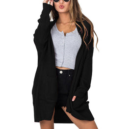 Stylish Long Sleeve Women Cardigans