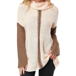 Fashion Long Knit Sweater Women