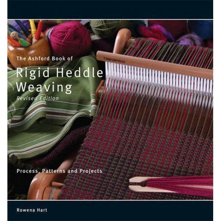 Ashford Book of Rigid Heddle Weaving - Twist Yarn Co.