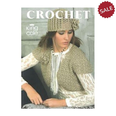 King Cole Crochet Book