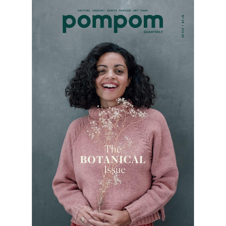 Pompom Quarterly No. 28 - Twist Yarn Co.
