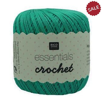 Rico Design Essentials Crochet Cotton