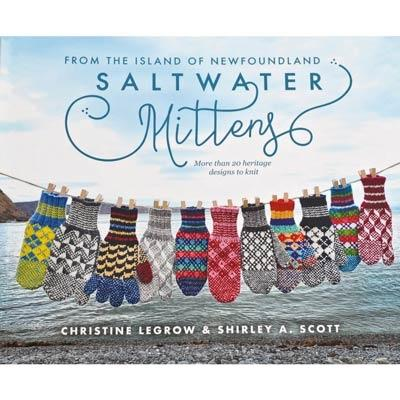 Saltwater Mittens-Twist Yarn Co.