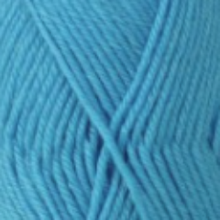 Bright Sky Blue 8ply yarn