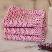 KidSet Cotton Washcloths