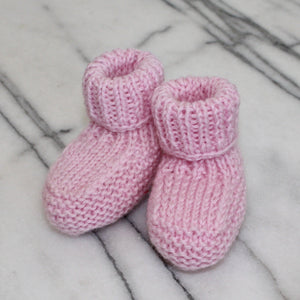 Snug Boots Knitting Kit