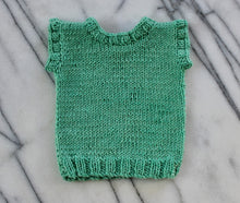 Hand knit bijoux singlet knitting kit