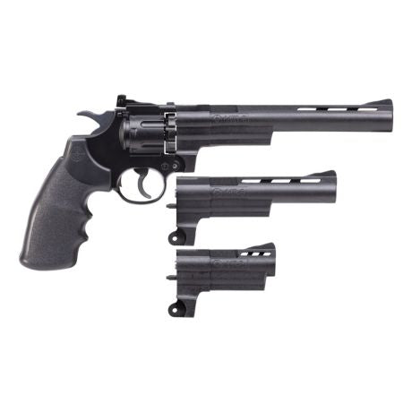 Triple Threat CO2 Revolver Kit (CRS-AP-061)