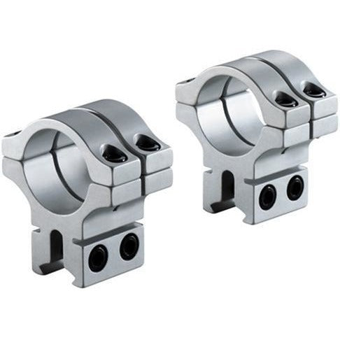 "263S 1"" Long Double Strap Dovetail Rings (BKL-MN-041)"