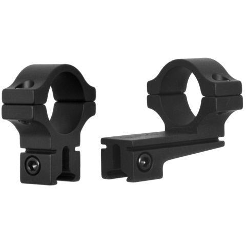 "BKL 274MB 0.6"" Long Offset Dovetail Rings - (BKL-MN-043)"