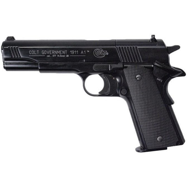 Government 1911 A1 Black .177 425FPS (CLT-AP-002)