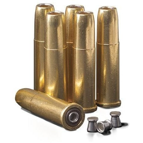 Pellet cartridges CRVLPEL6P (CRS-AC-067)