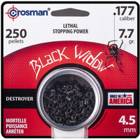 Black widow .177 pellets (CRS-PL-036)