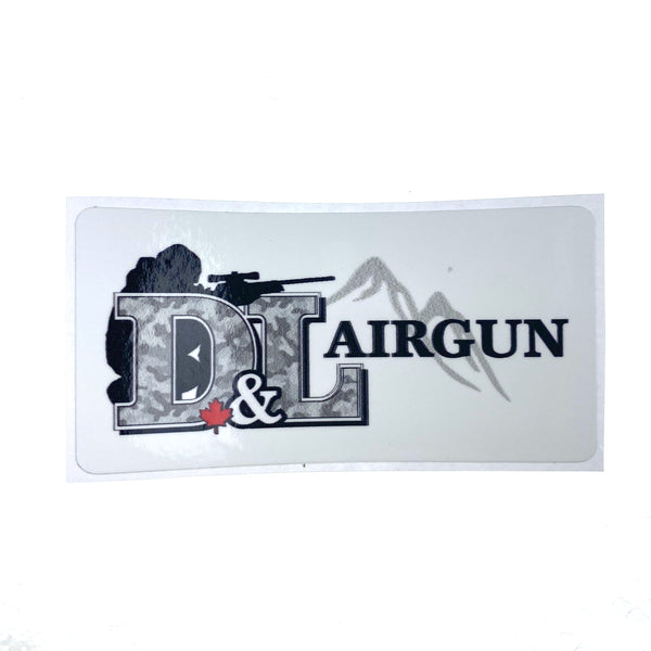 D&L Airgun Sticker