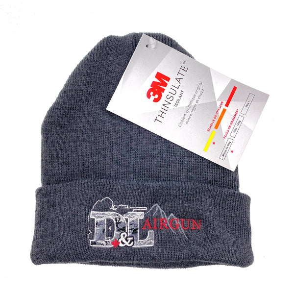 Charcoal D&L Airgun Toque