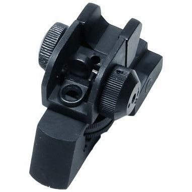 UTG Detachable Compact Rear Sight (MNT-950RS02-B) (LEP-MN-051)
