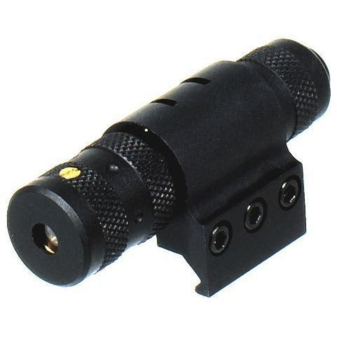 Combat Tactical W/E Adjustable Red Laser Sight (LS268) (LEP-LS-003)