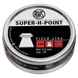 Super H Point .22 (2317382) (RWS-PL-022)